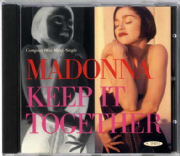 KEEP IT TOGETHER - USA CD MAXI SINGLE